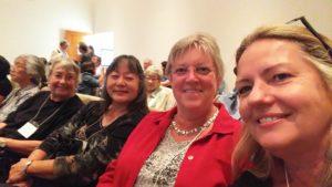 Emily Winters, Phyllis Hayashibara, Suzanne Thompson, Alice Stek