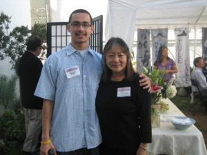 Scott Pine & Phyllis Hayashibara