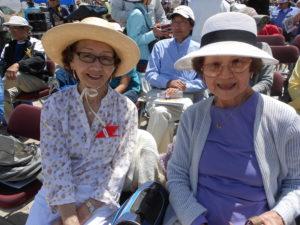Mary Nomura & Mae Kakehashi